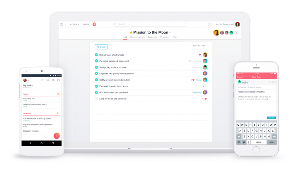 Productivity Tip: Task Management Tool Asana Simplifies Your Day